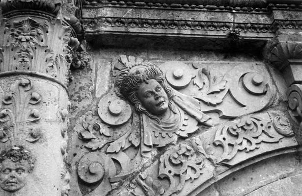 Cliquer pour agrandir : (2) Figure de Catherine de la Faye ; vers 1980 (c) Fonds ASFSL, série 114J, AD24